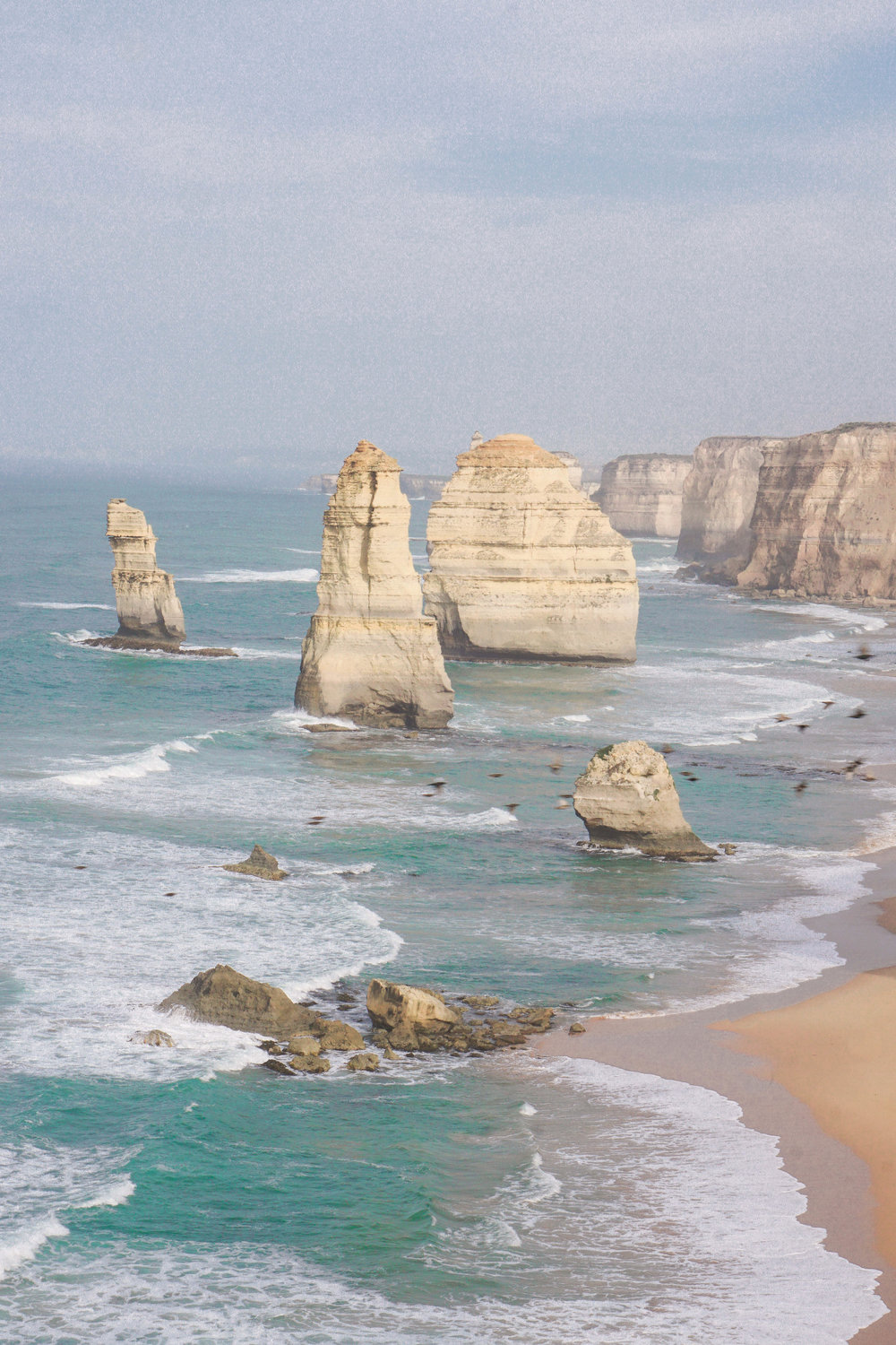 Australia - Great Ocean Road - Twelve Apostles