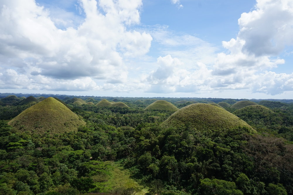 Bohol-Chocolate Hills