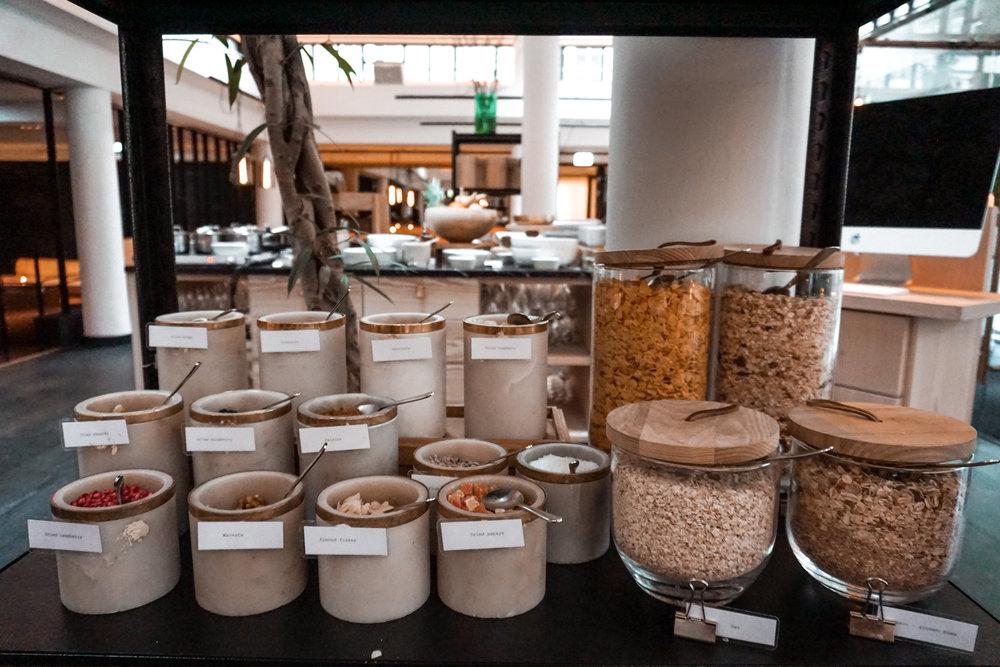 Copenhagen-Nobis Hotel-Breakfast
