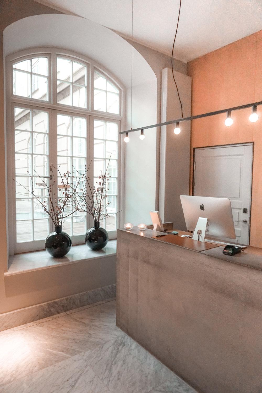 Copenhagen-Nobis Hotel-Reception