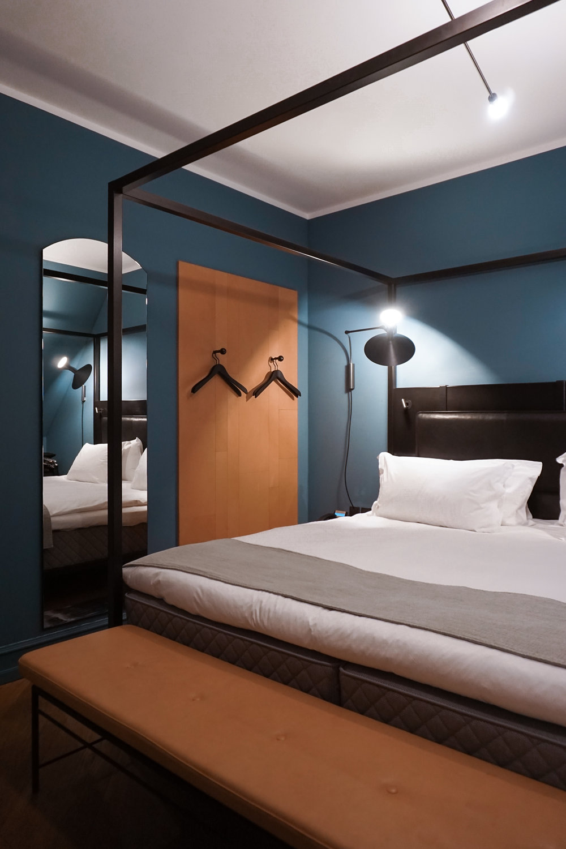 Copenhagen-Nobis Hotel-Room