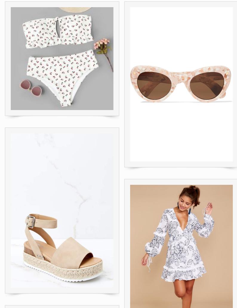 Summer Essentials -