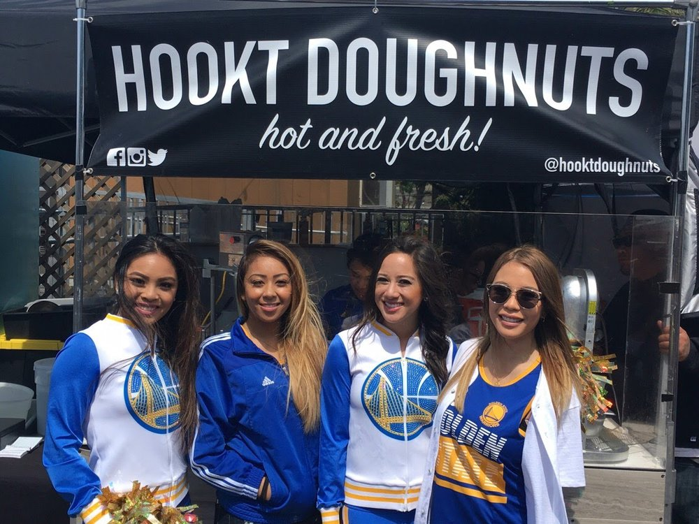WARRIORS WATCH PARTY AT SOMA STREET FOOD PARK