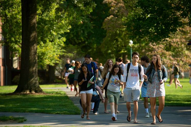 bucknell university daytripper university