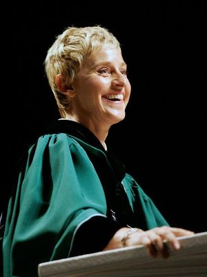 college essays daytripper university ellen degeneres tulane university 2009