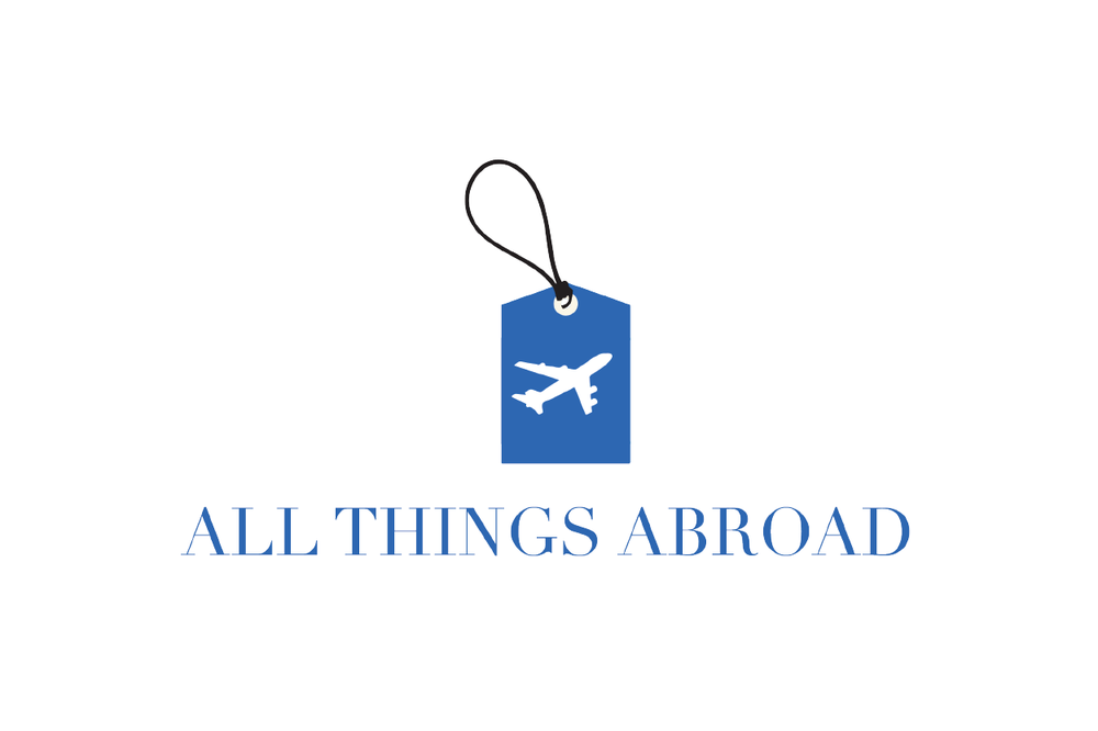 ALL THINGS ABROAD   Your first destination: a go-to resource for all things traveling, living and studying abroad.