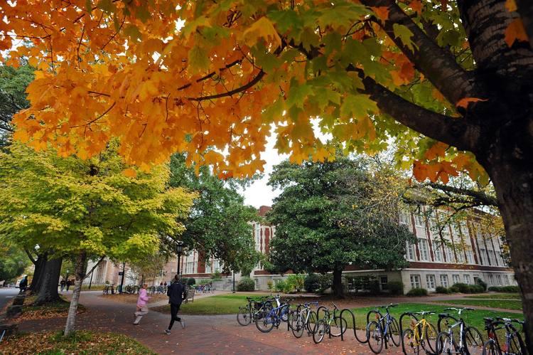 University of North Carolina -