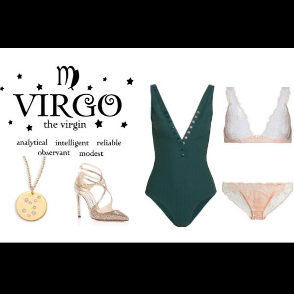 Virgo Boudoir Outfits