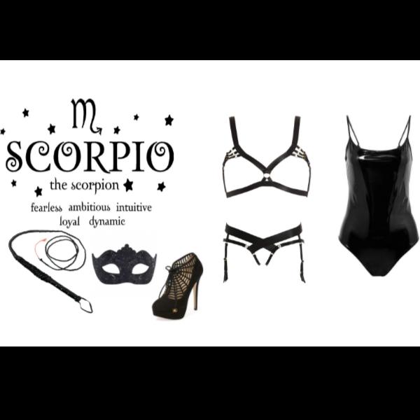 Scorpio Boudoir Photography