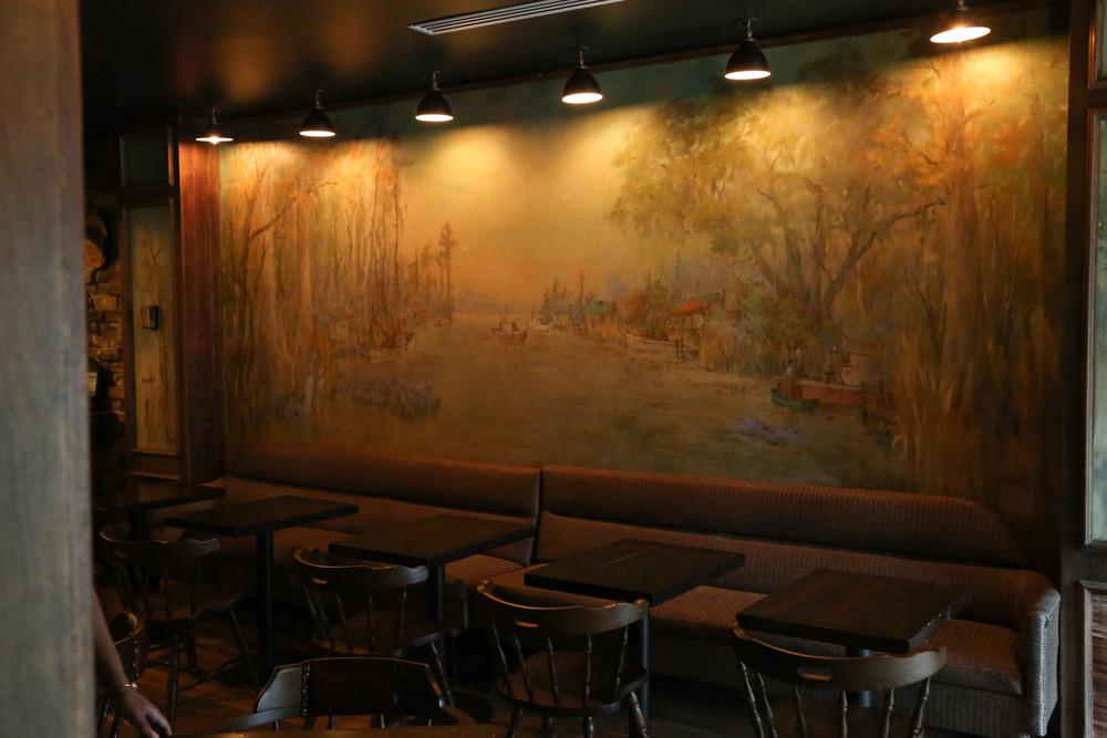 Mural by Charles Reinike