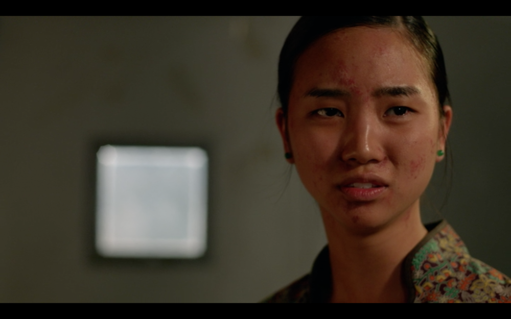 "Teresa Ting as  Young Chang  on   Orange Is the New Black,   Season 3, Ep. 6 ""Ching Chong Chang"""