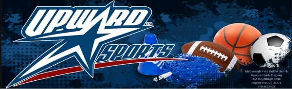- SIGN UP FOR UPWARD FLAG FOOTBALL & CHEERLEADING BY CLICKING IMAGE AT LEFT