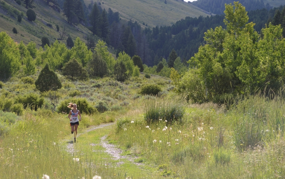 Cache Creek Trail Run