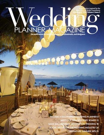 Wedding Planner Magazine | Destination Weddings In Wedding Planner Magazine Engaging Events