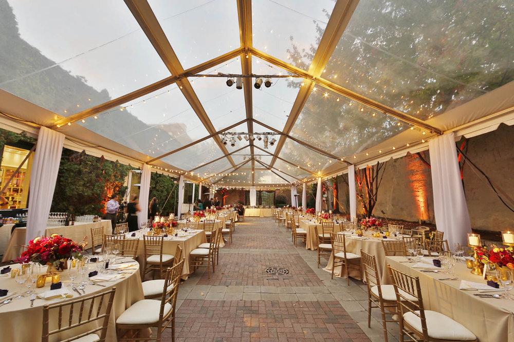 Elegant Black Tie Chicago Illuminating Company Wedding Reception