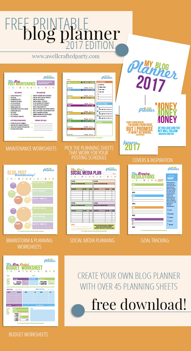 If You Are Just Looking For One Quick Download Then I Also Have A Planner  Built Into A PDF That Is A Fairly Complete And General Planner.