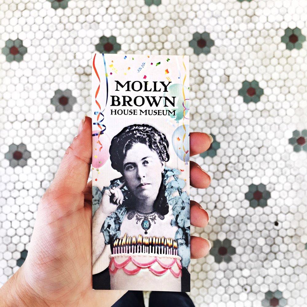 Molly Brown Museum in Denver 4.JPG