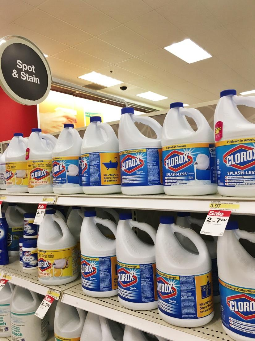 Houston Lifestyle Blogger - Clorox Target.jpg