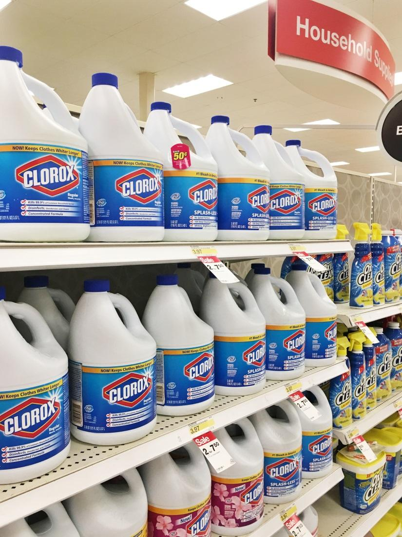 Houston Lifestyle Blogger - Clorox Target 1.jpg
