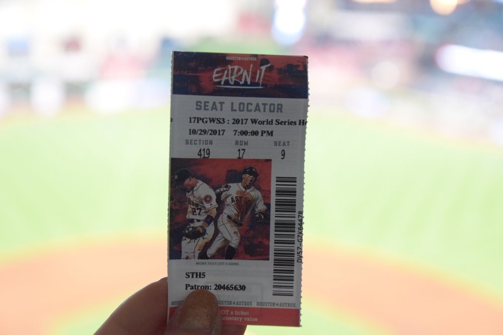 Game 5 of the World Series Tickets (15).JPG