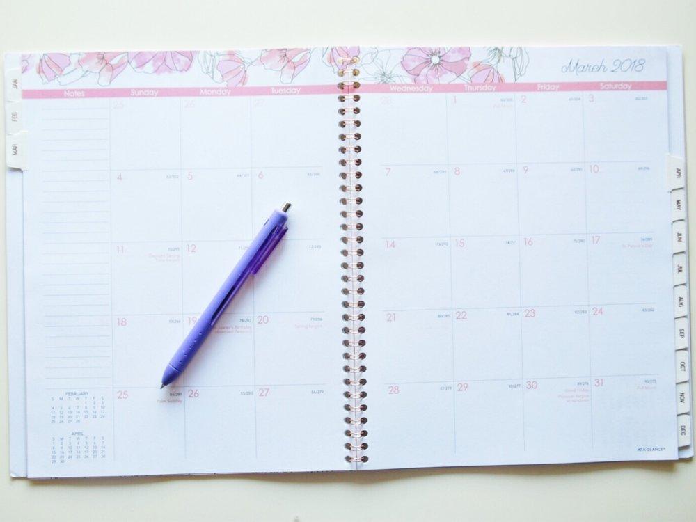MyAAG planner - How to Create Goals You Accomplish - Wander Dust Blog (10).JPG