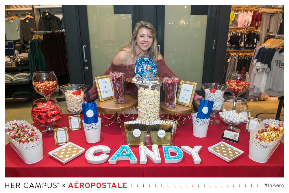 Her Campus x Aéropostale in-Store Shopping Experience Influencer - Blogger  (8).jpg