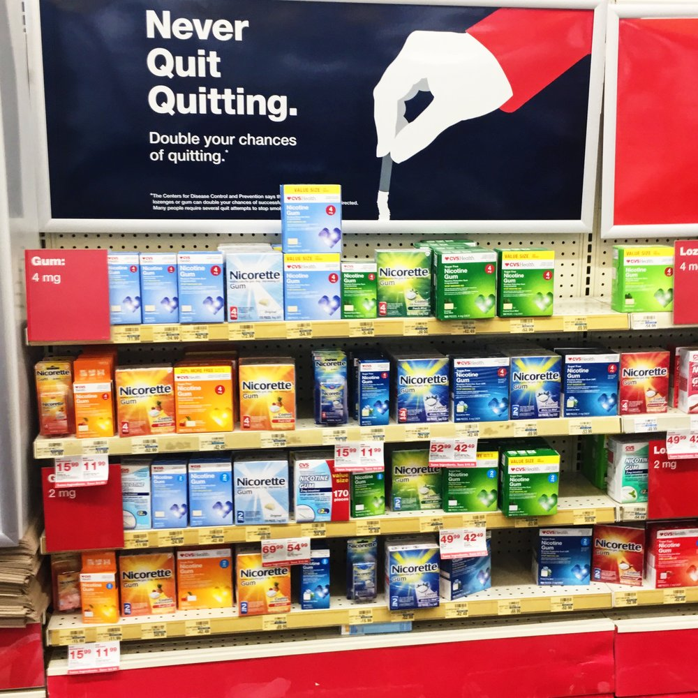 Houston Lifestyle Blogger - Smoking Cessation at CVS  (7).JPG