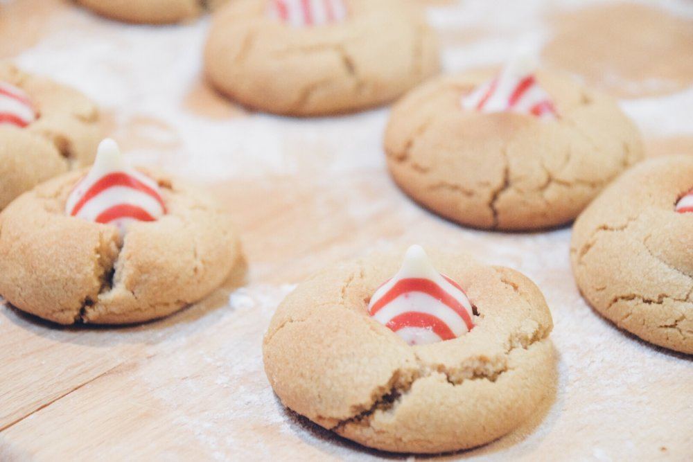 Peanut Butter White Chocolate Cookies - Houston Lifestyle Blogger (11).JPG
