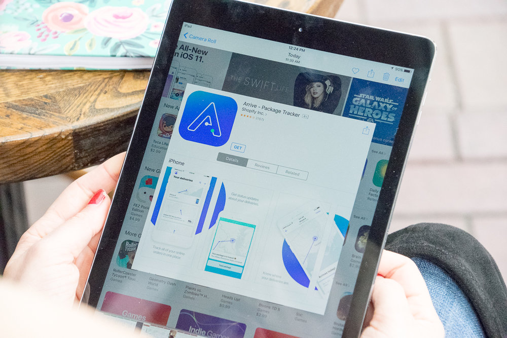 Shopify Arrive App - Houston Lifestyle Blogger - Military Spouse Blogger (5).jpg