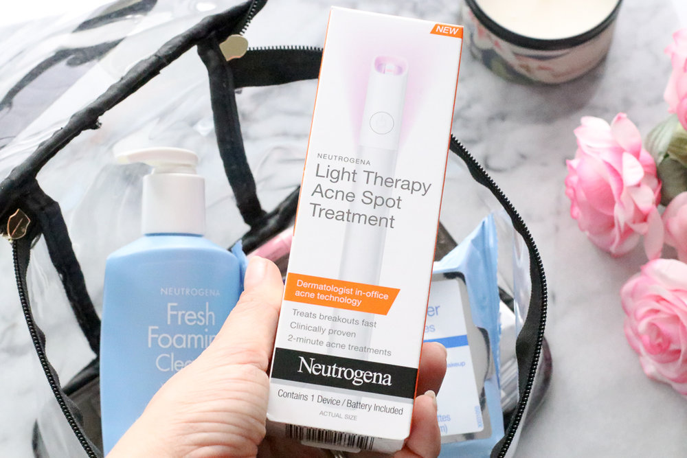 Neutrogena Light Challenge - Light Therapy at Walmart - Houston Lifestyle Blogger - Top Beauty Blogger (16).jpg