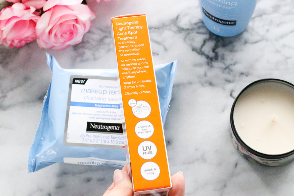 Neutrogena Light Challenge - Light Therapy at Walmart - Houston Lifestyle Blogger - Top Beauty Blogger (1).jpg