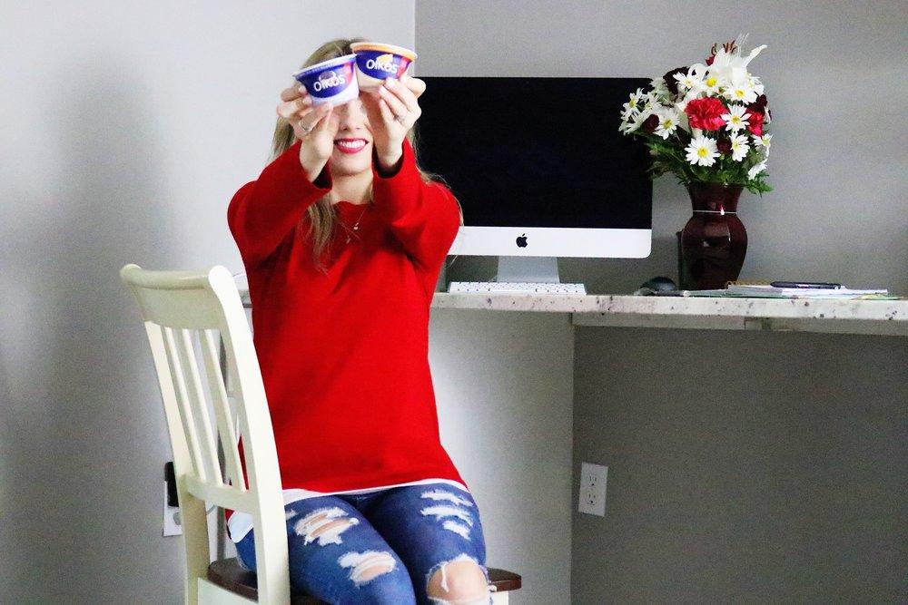 Okios Yogurt Campaign - Blogger Sarah J - Top Lifestyle Blogger 1.jpg