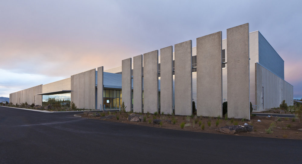 Facebook Prineville, Oregon Hyperscale Datacenter