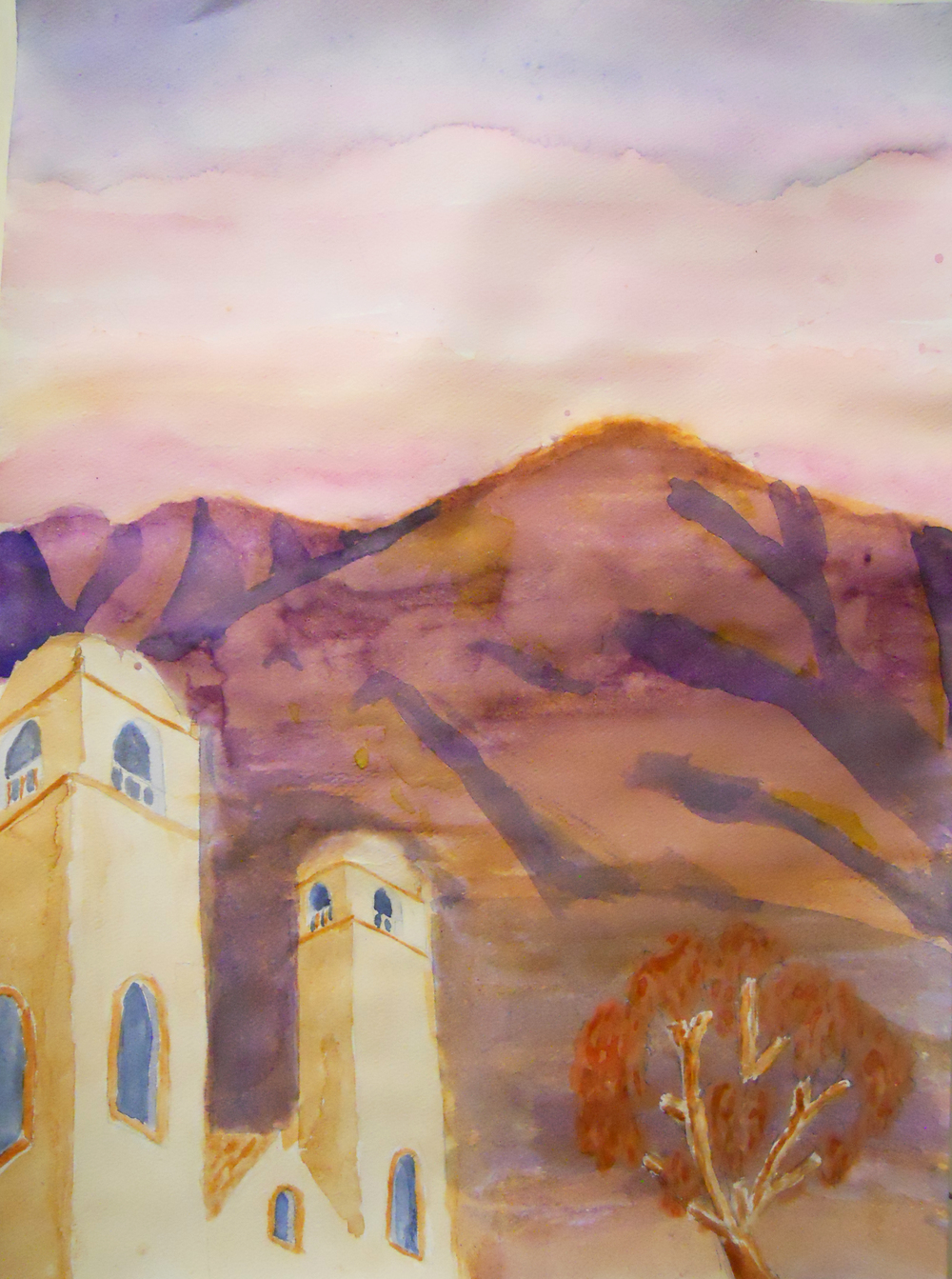 Sullivan Israel, 9th Grade, Laguna Blanca