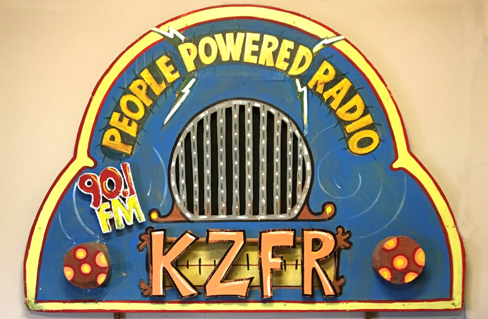 KZFR - 90.1 Chico