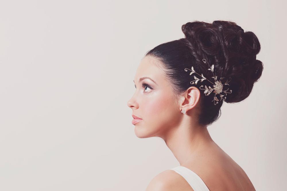 photo by  Jesse Holland Photo  | hair by Christina Whiteley at  Salon C