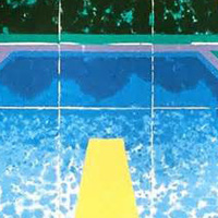 hockney pool