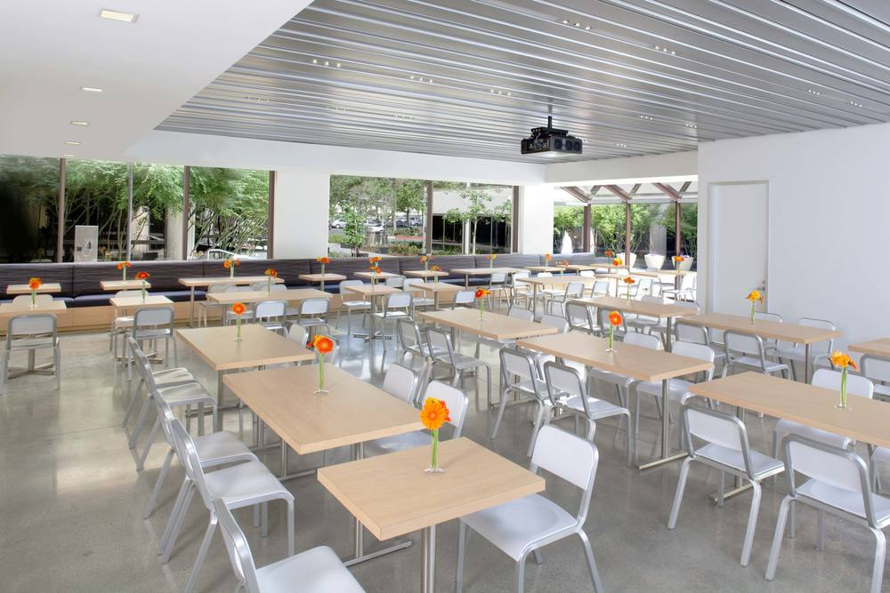 Corporate Cafeteria De Meza Architecture