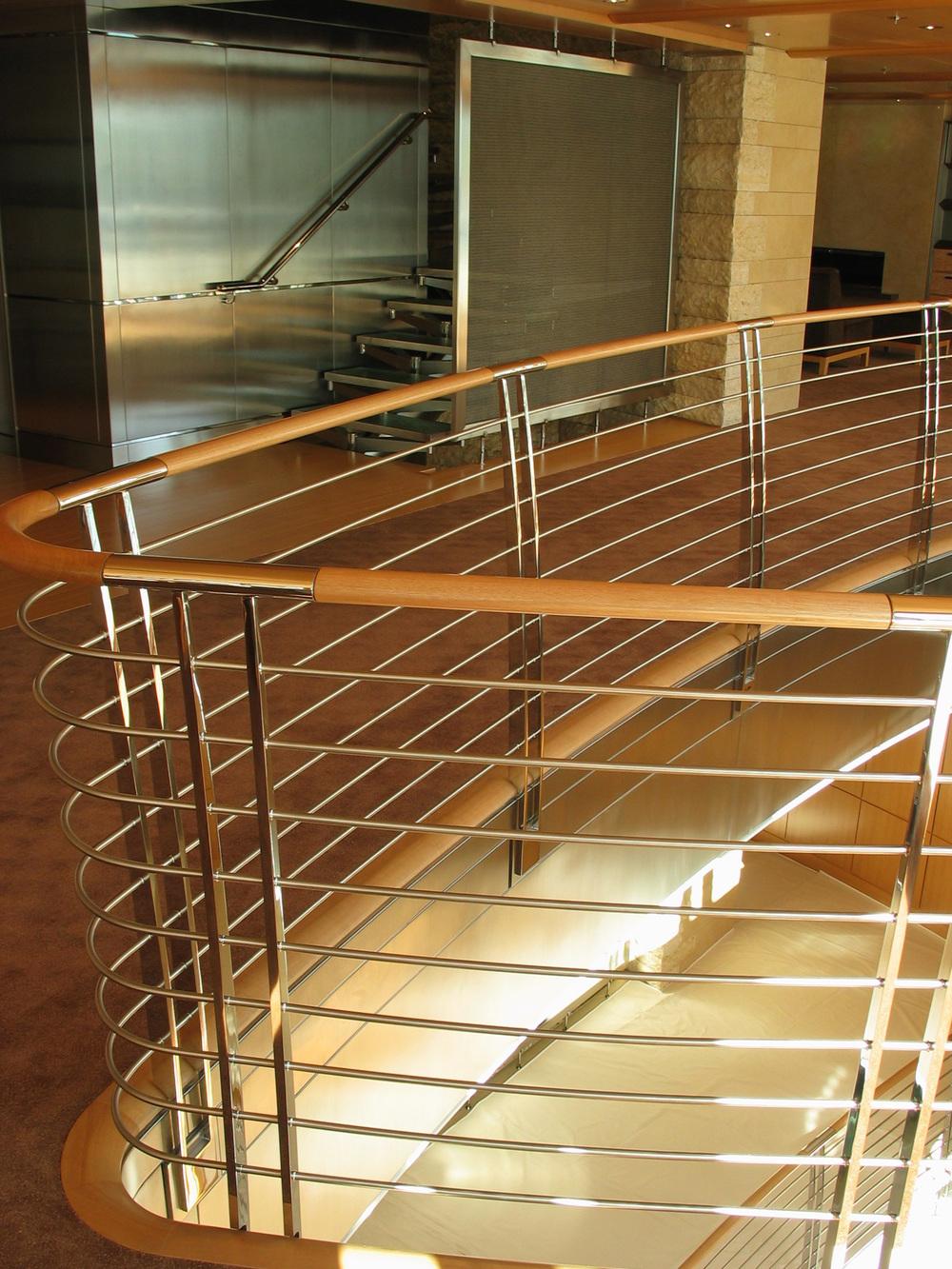 Motor Yacht 1 - Rising Sun - Stair Rail.jpg