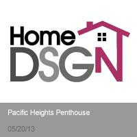 Home DSGN | Pacific Heights Penthouse