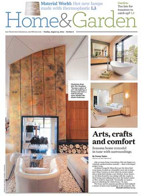 SF Chronical Home & Garden