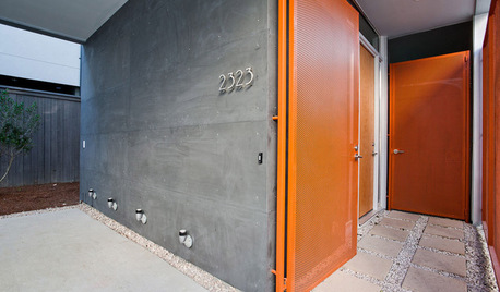 Orange Doors at their best