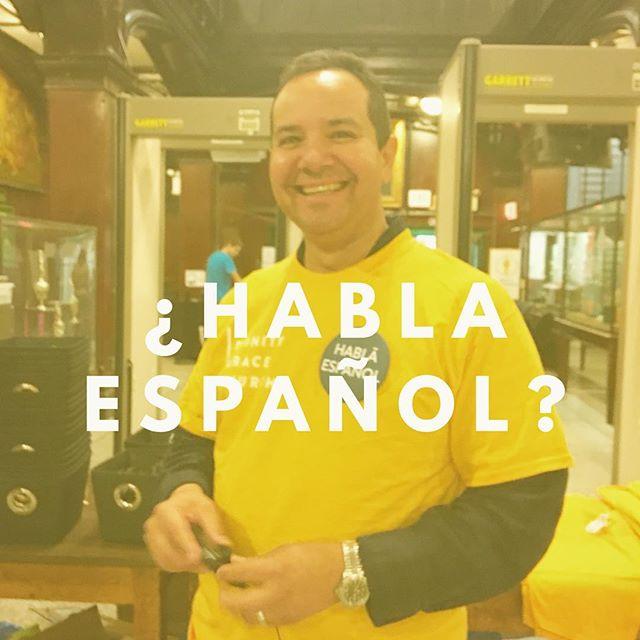 ¿Habla español? Estamos listos para ti. #apg #churchasfamily