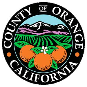 Seal of Orange County, California