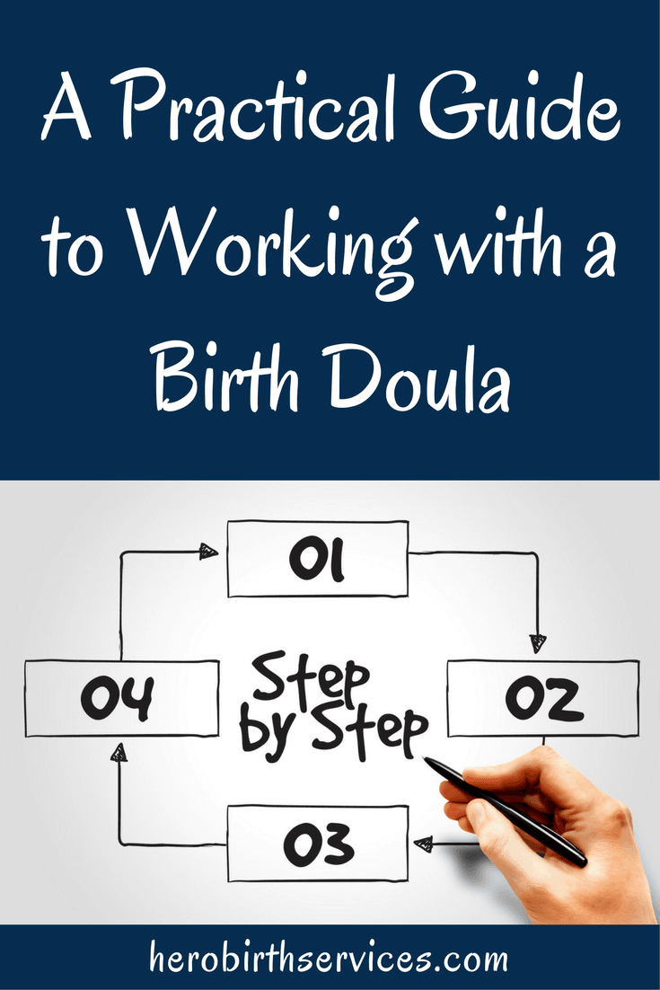 Mission Viejo doula breastfeeding support practical guide to working with a birth doula
