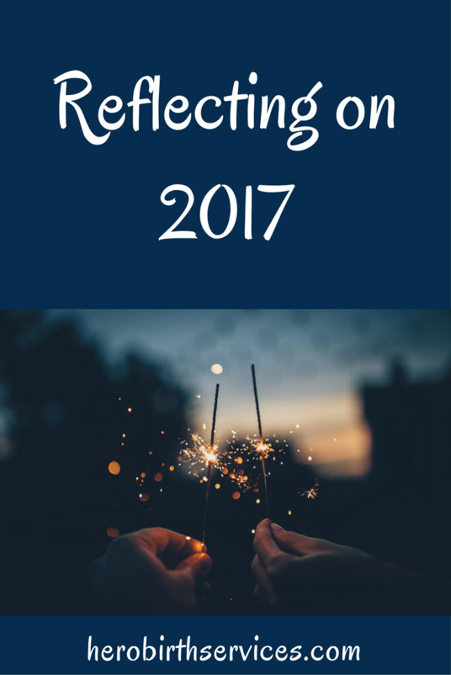 Reflecting on 2017 Long Beach doula and breastfeeding support