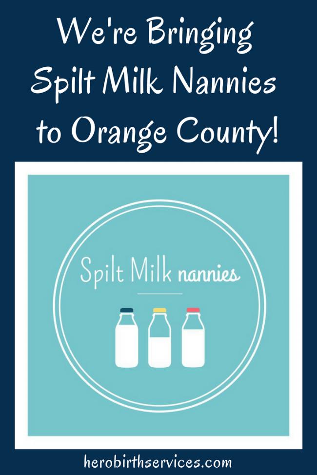 Mission Viejo Date Night Baby Sitting Spilt Milk Nannies