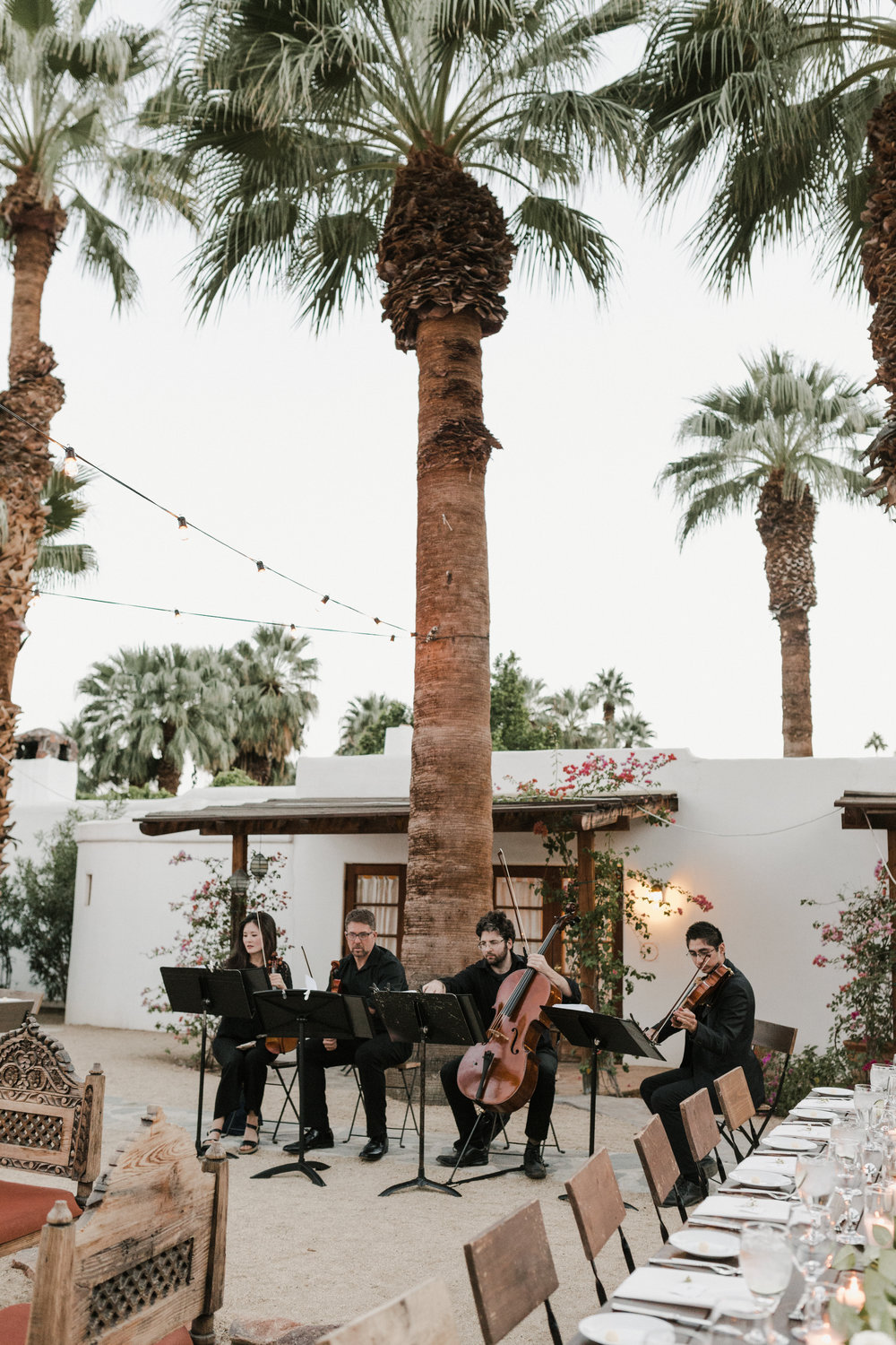 Photo Credit: Morgan Hydinger (morganhydinger.com). Korakia Pensione, Palm Springs
