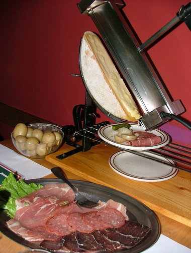 Raclette!