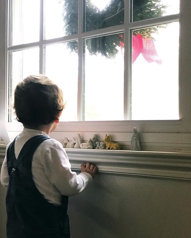 I'm having inner-turmoil between keeping the 🎄🎁 decorations up, and getting our house/schedules back to normal....maybe just one more day...🤔. . . . . #marymargaretchamblissphotography #marymargaretchambliss #childhoodunplugged #christmaschild #documentaryphotography #documentingmotherhood #documentyourloves #lovethefrogoffs